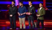 Burhan Tüzer, Samet İzzet ve Hasan Salman'ın ikinci tur eşleşmesi