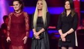 Ayşe Atam, Rana Nur Sancak ve Derya Nur Araz'ın ikinci tur eşleşmesi