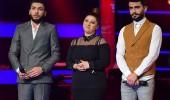 Furkan Anıl Muşluoğlu, Hülya Parlak ve Ozan Ahmedov'un ikinci tur eşleşmesi