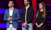 Betül Baki, Halil Yazkan ve Şahin Cevizli'nin ikinci tur eşleşmesi