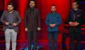 Oğuzcan Özdemir, Gökhan Yacan ve Paşaali Şentürk'ün ikinci tur eşleşmesi