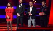 Yahya Altun, Ercan Özalp ve Kiraz Şahin'in ikinci tur eşleşmesi