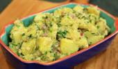 Patatesli Roka Salatası tarifi...