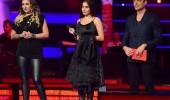 Aila Rai ve Pembegül Bayram'ın düellosu 'Black Velvet'