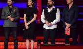 Ceren Düzova, Fırat Erek ve Volkan Tulgar'ın düellosu 'İki Keklik'