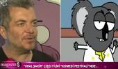'Kral Şakir' Komedi Film Festivali'nde!