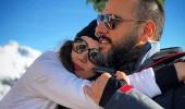 Alişan ve Buse Varol'un aşk tatili