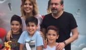Gülben Ergen: Çocuklar babalarıyla tatilde
