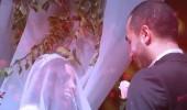 Yeşim Salkım'ın kızının düğününden en özel anlar