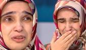 Meryem'in annesi gözyaşlarını tutamadı!