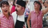 Gupse Özay'dan 'Cücük' dansı!