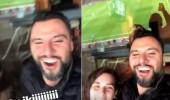 Alişan ile Buse Varol'un Fenerbahçe aşkı