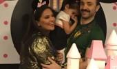 Görkemli parti! Demet Akalın'ın kızı Hira 4 yaşında