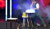 Burhan Öztoprak yarı final performansı
