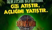 ÜLKER ÇİZİ'DEN SURVIVOR'A YENİ ÖDÜL: ÜLKER ÇİZİ AÇLIK BUTONU!