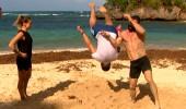 TV'de Yok | Turabi, Ümit Karan'a takla atmayı öğretti!