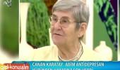 Canan Karatay: Abim antidepresan yüzünden hayatına son verdi!