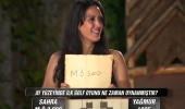 Bil Bakalım oyununda neler yaşandı? | Sahra'nın tahmini olay oldu
