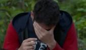 Anıl'ın duygusal anları! Gözyaşlarını tutamadı...