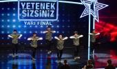 Gasanov Dance yarı final performansı
