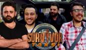 Survivor Taksi | 9. Bölüm | Erdi Ünver'den olay Ümit Karan yorumu!