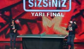 Nico Zero yarı final performansı