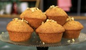Havuçlu Muffin tarifi...