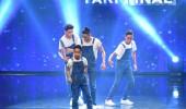 Cousins Live'ın yarı final performansı