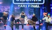 Mady Dans'ın yarı final performansı