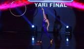 Zoya Gladkova'nın yarı final performansı