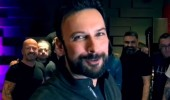 Tarkan'dan olay video!