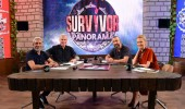 Survivor Panorama - TV8,5 (21/03/2018)