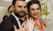 Alişan ve Buse Varol nişanlandı