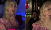 Aleyna Tilki 18. yaş gününü kutladı! İşte ilk görüntüler