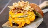 Kat Kat Tavuk Burger tarifi!