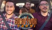 Survivor Taksi | 17. Bölüm | Semih Öztürk'ten olay All Star yorumu!