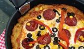 Patates Tabanlı Pizza tarifi