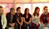 'Cici Babam' ekibi Bursa'da