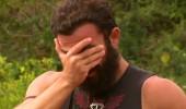 Turabi gözyaşlarına boğuldu!
