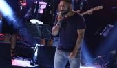 Ümit Karan, 'Ain't No Sunshine' şarkısıyla sahnede...
