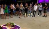 Yarışmacılar Aleyna Tilki'nin 'Cevapsız Çınlama' şarkısıyla eğlendi