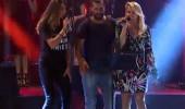 Sema, Merve ve Ümit Karan'dan Survivor şarkısı
