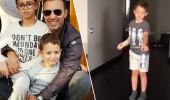 Mustafa Sandal'ın oğlundan güzel hareket!