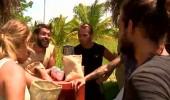Gönüllüler adasında ödül keyfi!