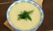 Köz Patlıcan Çorbası tarifi!
