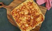 Peynirli Fırın Makarna