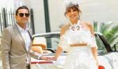 Seren Serengil ve Yaşar İpek Fransa'da evlendi