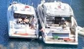 Kıvanç Tatlıtuğ ve Çağatay Ulusoy tatil sezonunu açtı