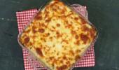 Dört Peynirli Lazanya