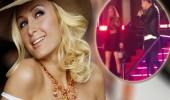 Mustafa Sandal söyledi Paris Hilton coştu!